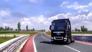Euro Truck Simulator 2 te permite probar sus novedades de Navidad