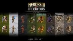 Heroes of Might & Magic 3 vuelve a PC con un remake HD