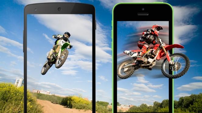 Las mejores apps para crear vídeos a cámara lenta