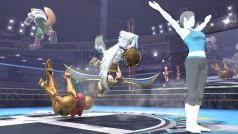 Nace un nuevo modo para Super Smash Bros. Wii U: Smashketball