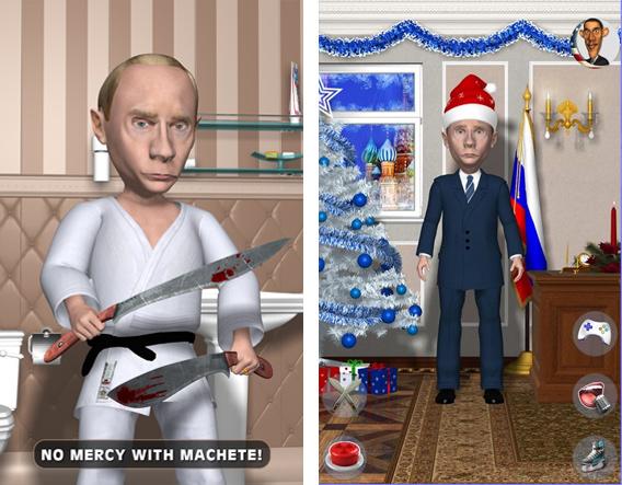 Banzaï Putin!
