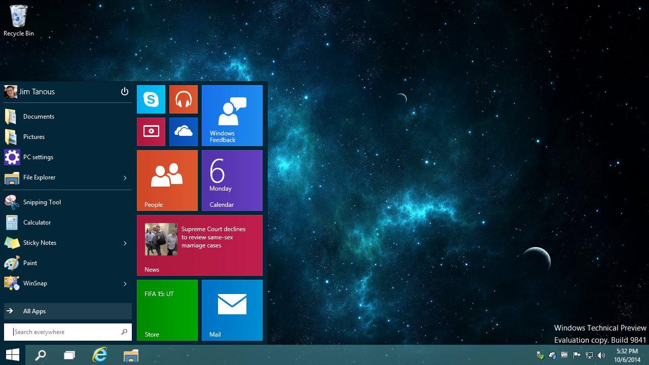 ¿Verás Windows Phone 10 y Windows 10 Consumer Preview en enero?