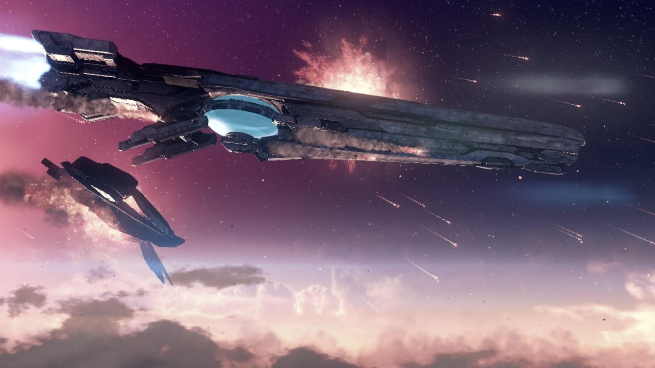 Xenoblade X de Wii U apuesta por la ciencia-ficción