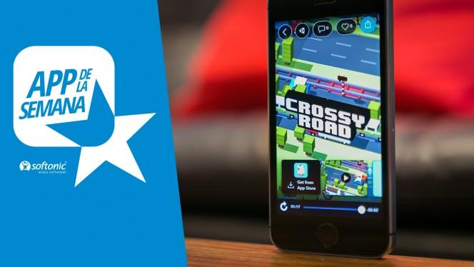 App 56 Crossy Road