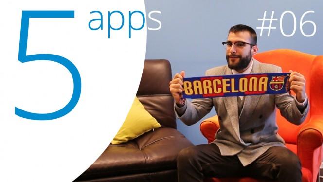 5 Apps Capítulo 6