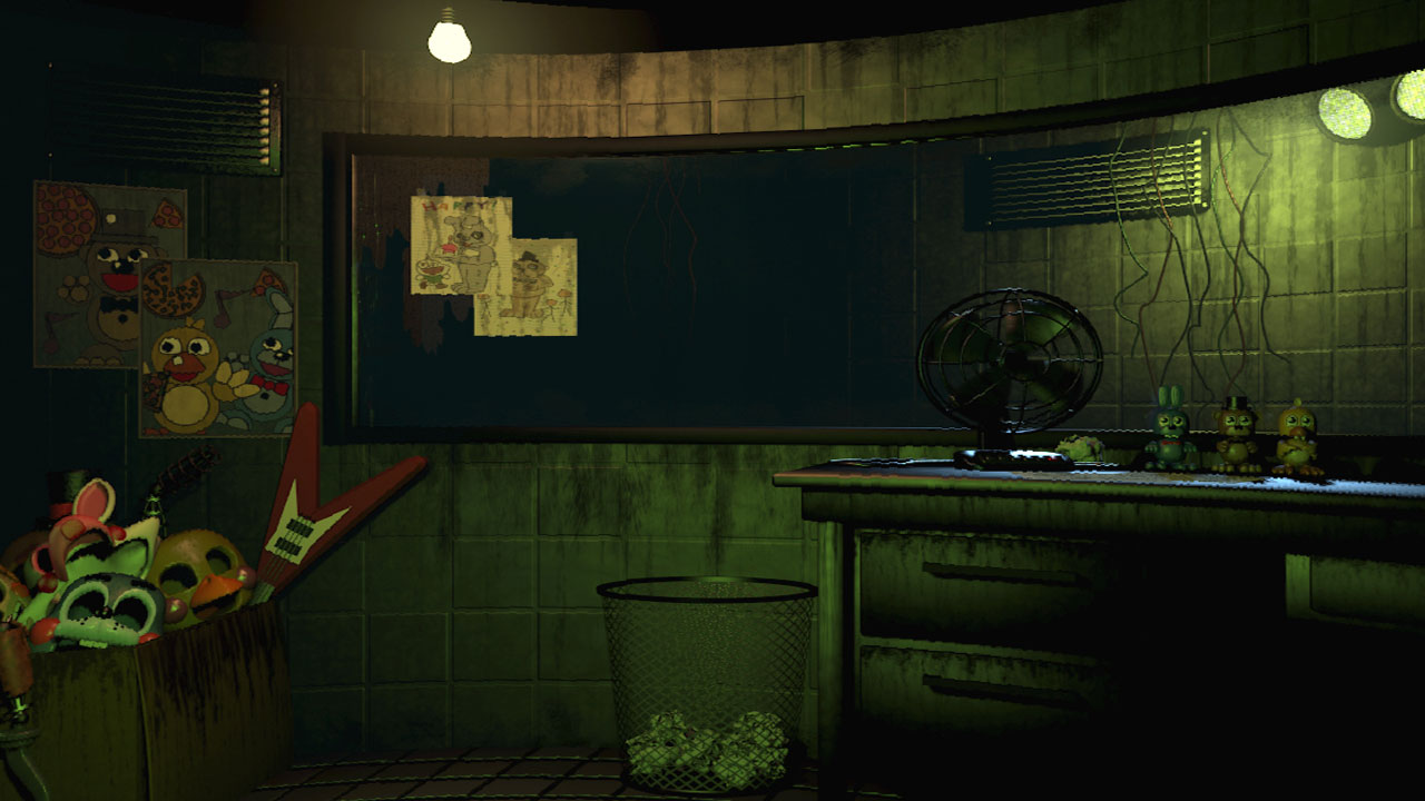 Guía de Five Nights at Freddy's 3: desbloquea el final secreto