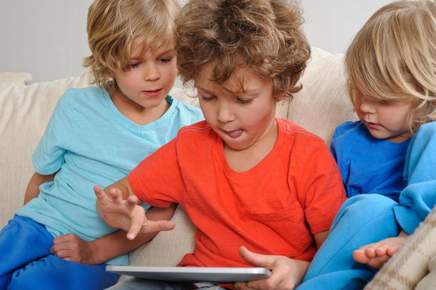 usos de una tablet vieja para niños
