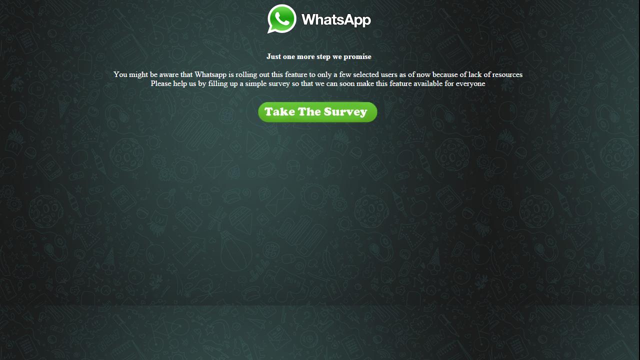 Llamadas de voz en WhatsApp: ¡No caigas en la trampa!