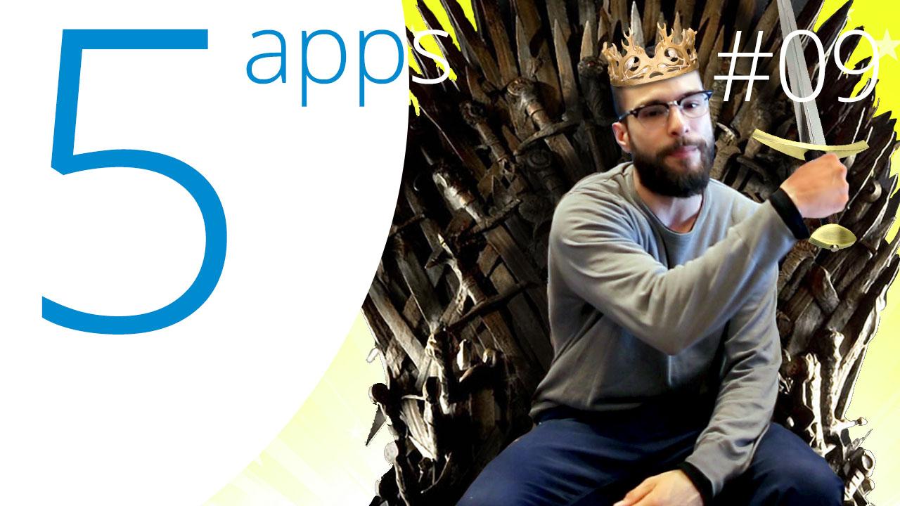 Game of Thrones, GTA, Wattpad, Kika Keyboard y Mortal Kombat, las 5 apps que Debes Probar Este Fin de Semana