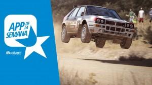 Vertiginosas carreras embarradas en DiRT Rally, nuestra app de la semana