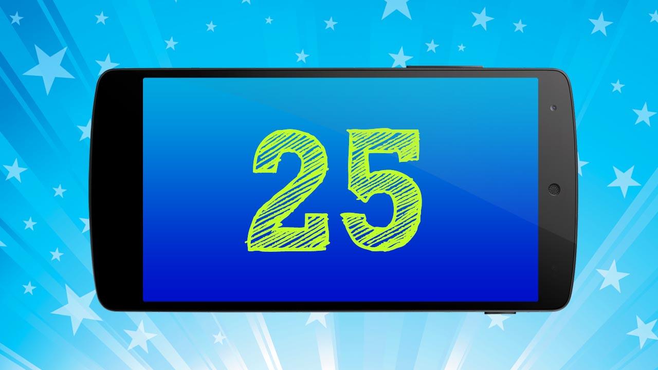 Las 25 mejores apps para tu nuevo teléfono Android