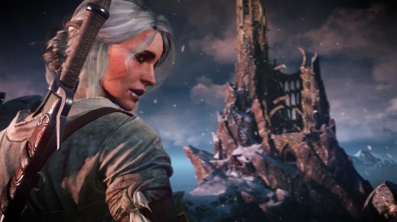 The Witcher 3_Cirilla