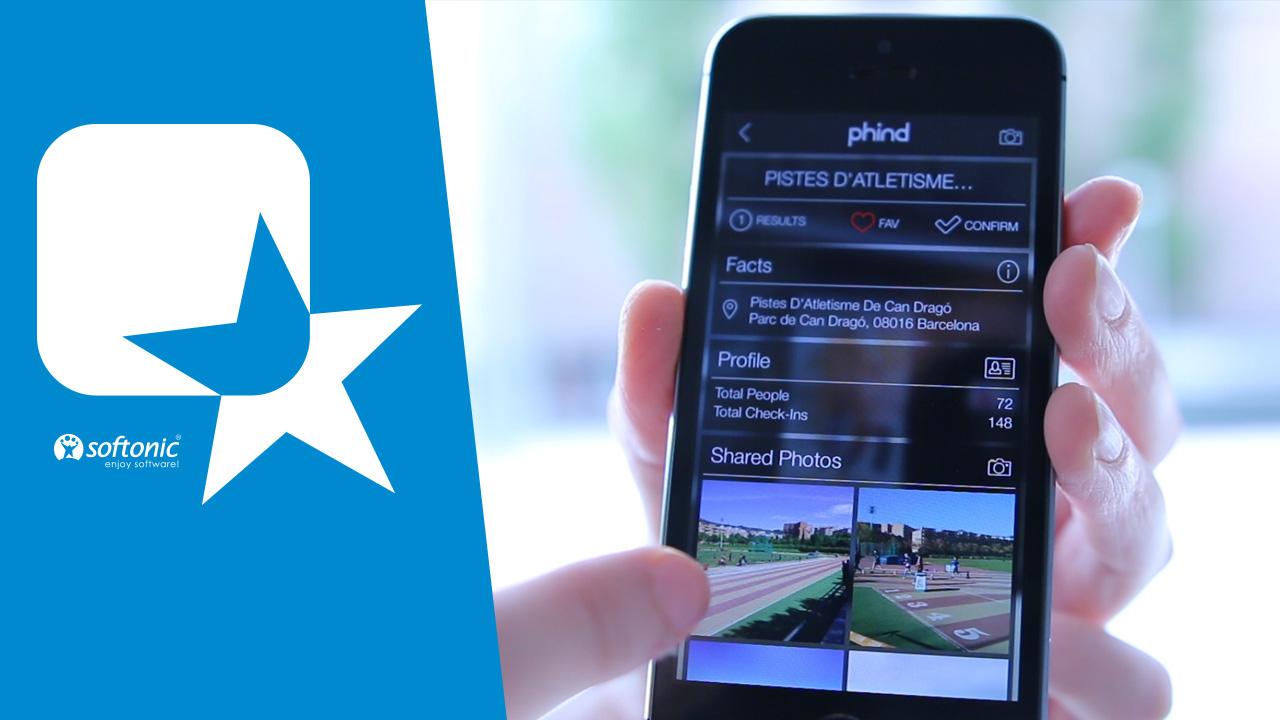 Conócelo todo de un lugar solo con una foto con Phind, nuestra app de la semana