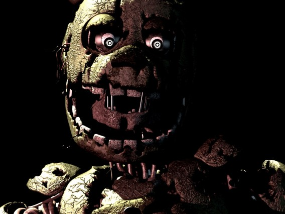 Five nights at freddy s 4 aparece la imagen de fnaf 4 m s terror fica de todas analizamos - Fotos trap ...