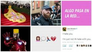 El traje tortilla de Rihanna, el poli hipster que te enamorará… 5 cosas que han pasado en Internet y te alegrarán la semana