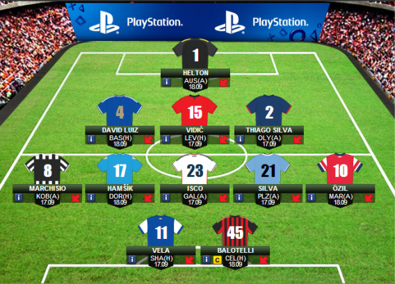 uefa fantasy league