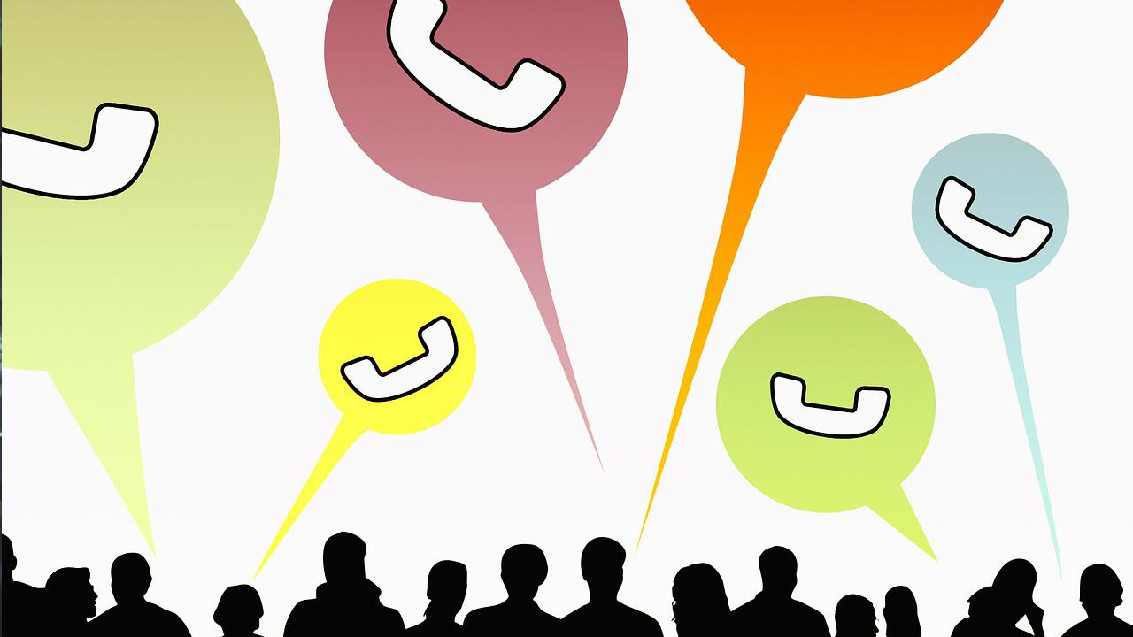 Los grupos en WhatsApp aumentan el estrés