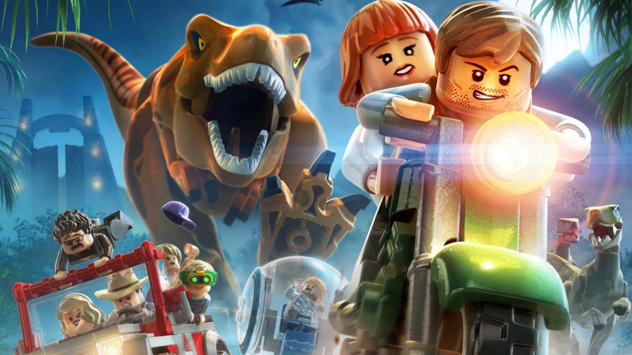 Lego Jurassic World Desbloquea Personajes Secretos Incluso