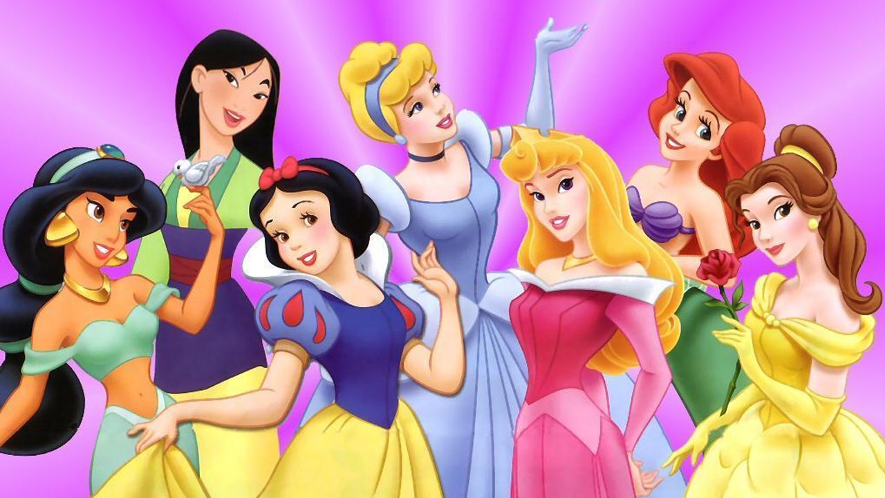 Las 10 apps favoritas de las Princesas Disney