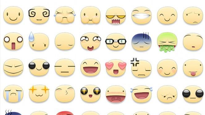 Dime de qué humor estás y te diré qué stickers de Facebook necesitas