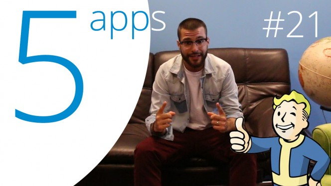 ES Header 5 apps Running Circles, Fallout shelter