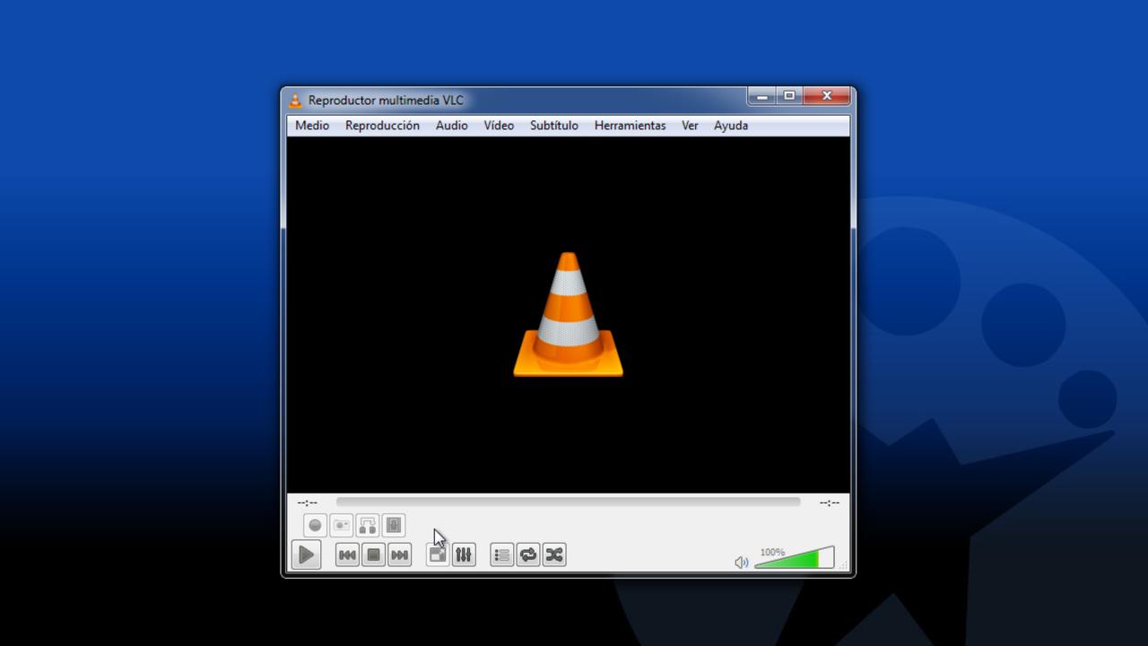 Cómo grabar con VLC Media Player