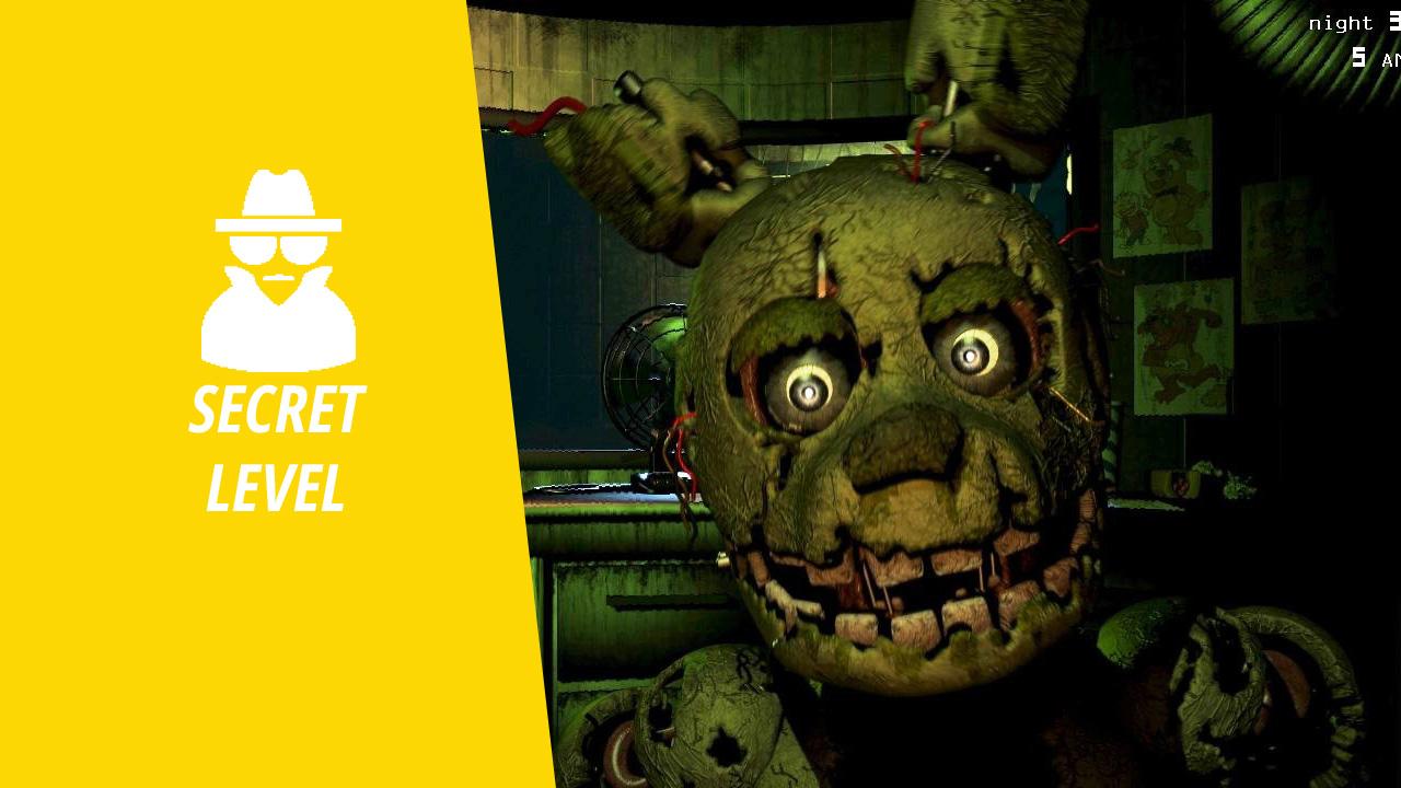 La nueva imagen de Five Nights at Freddy's 4 muestra el regreso del villano que más odias