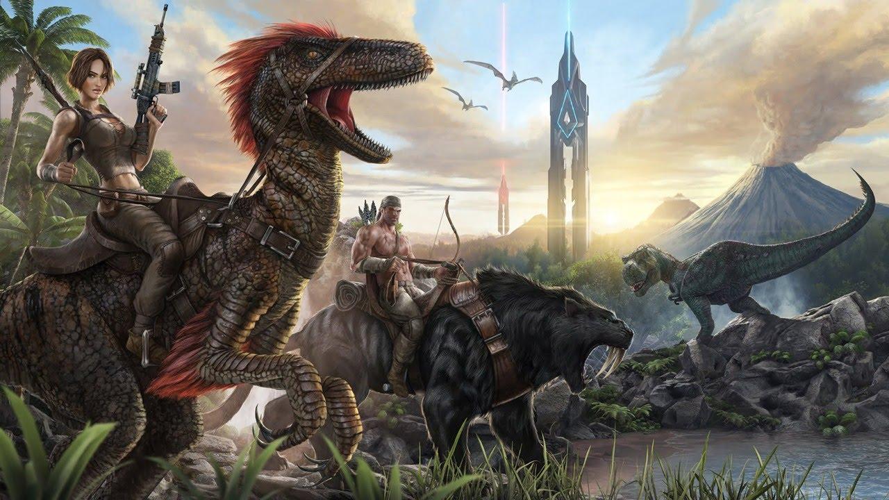 Guía de Ark Survival Evolved: cómo domar dinosaurios en 6 trucos
