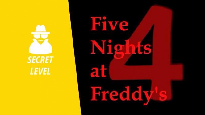Five Nights at Freddy's 4 enseña su tráiler más esperado: descubre los secretos del vídeo