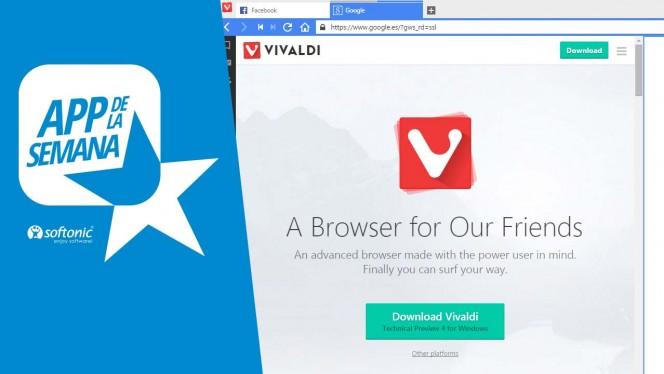 Navega por la red al ritmo de Vivaldi, nuestra app de la semana