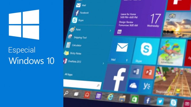 Windows 10: novedades, requisitos y versiones