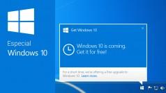 Quiero pasarme a Windows 10 pero mi PC no muestra el botón de actualización, ¿qué hago?