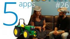 Score! Heroe, Manowar, Square Quick, Bestie y Farming Simulator 16, las 5 apps que debes probar esta semana