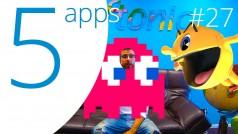 Quality Time, MSTY, Webmaker, Pacman 256 y Cooking Mama, las 5 Apps que Debes Probar Esta Semana