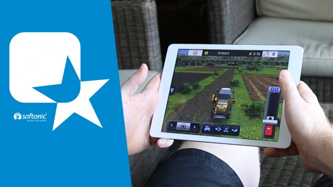 NO TExt farming simulator 16 ios