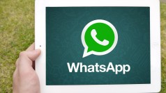 Cómo usar WhatsApp en tu iPad