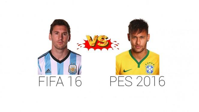 FIFA 16 vs PES 2016: El rey ha muerto, PES recupera el trono