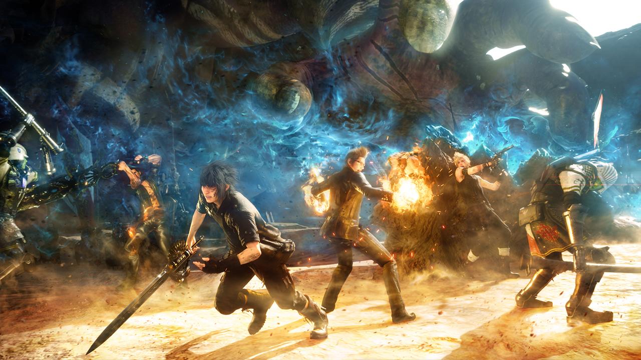 Lo nuevo de Final Fantasy XV para PS4 y Xbox One te dejará dormido