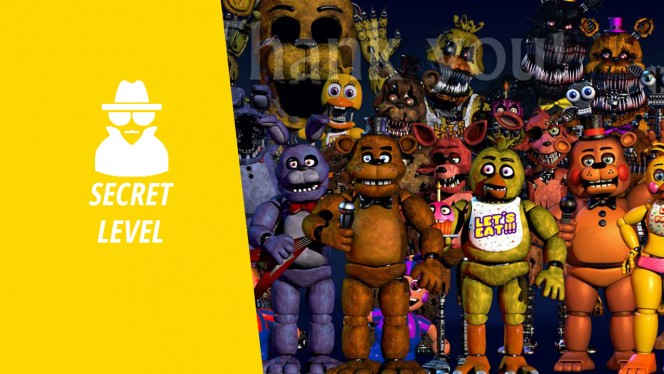 "Scott confirma ""Five Nights at Freddy's 5"": NO será un juego de terror"
