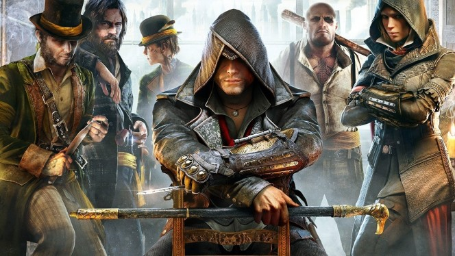 assassins creed syndicate video