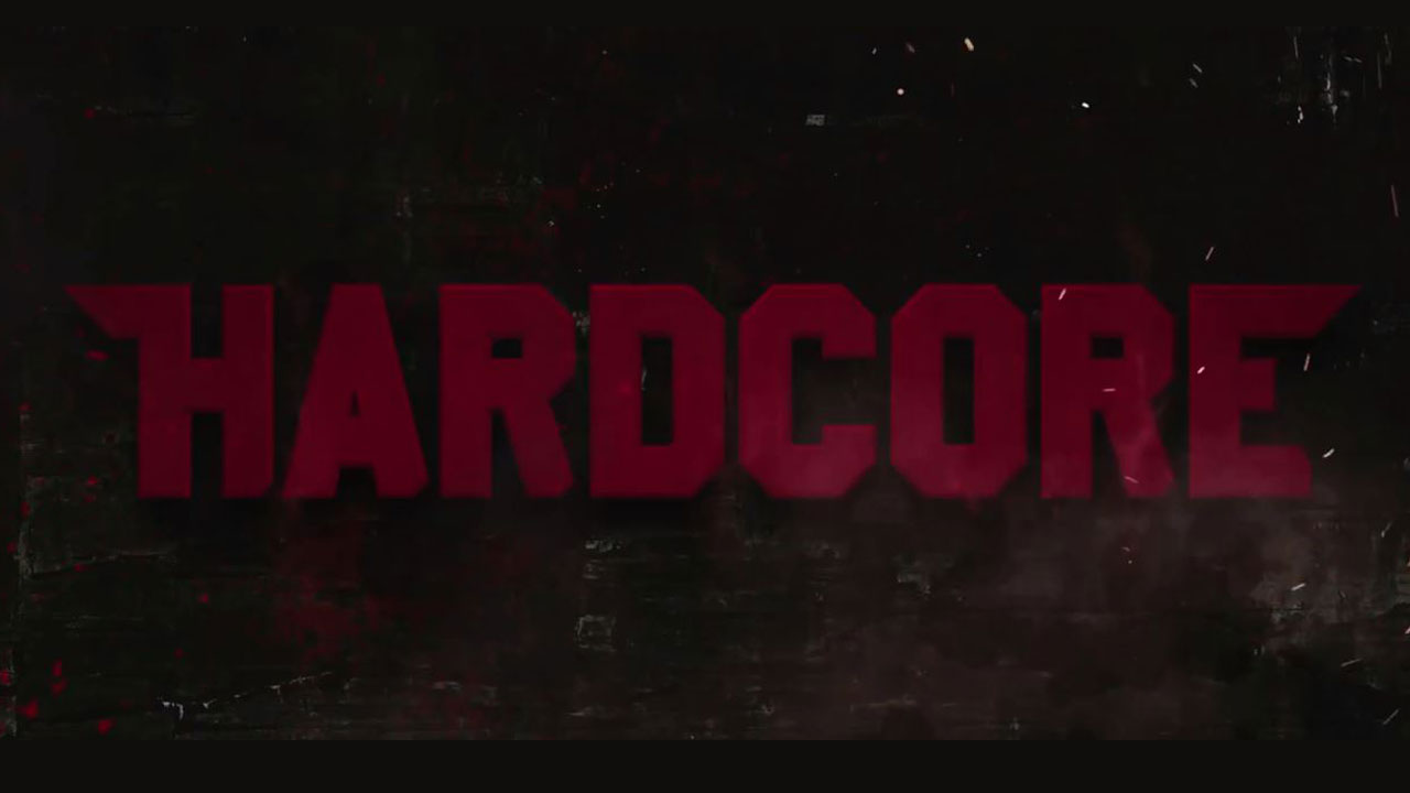Tráiler de Hardcore, una película rodada como si fuese un First Person Shooter