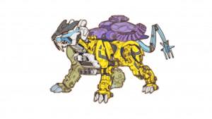 9 Pokémon convertidos en robots gigantes japoneses