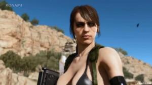 Este cosplay de Quiet de Metal Gear Solid 5 no te dejará indiferente