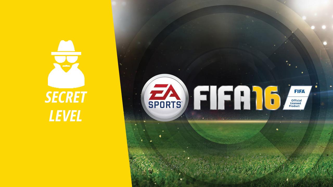 Fans de FIFA 16 filtran detalles de su pre-demo ¡pero esa no es la única noticia!