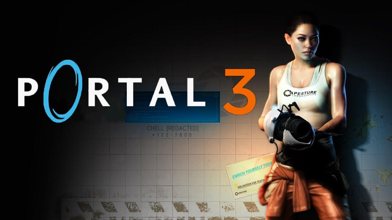 """Portal 3 """"existe"""" y aquí tienes su canción de cierre a cargo de GLaDOS"""