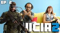 Vicia2: ya tardas en probar Metal Gear Solid 5