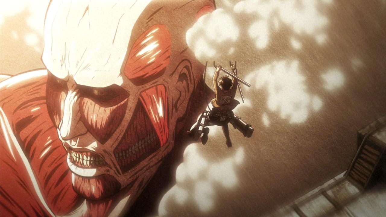 El nuevo tráiler de Ataque a los Titanes para PS4 te dará ganas de irte a cazar gigantes