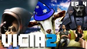 Vicia2: jugamos a Stars Wars y al MMO de Goat Simulator