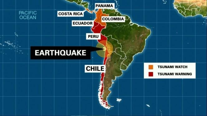 Terremoto en Chile: ¿están mis amigos bien? Compruébalo con Facebook