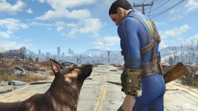 Albert Einstein se emocionaría con este tráiler de Fallout 4 (creo)